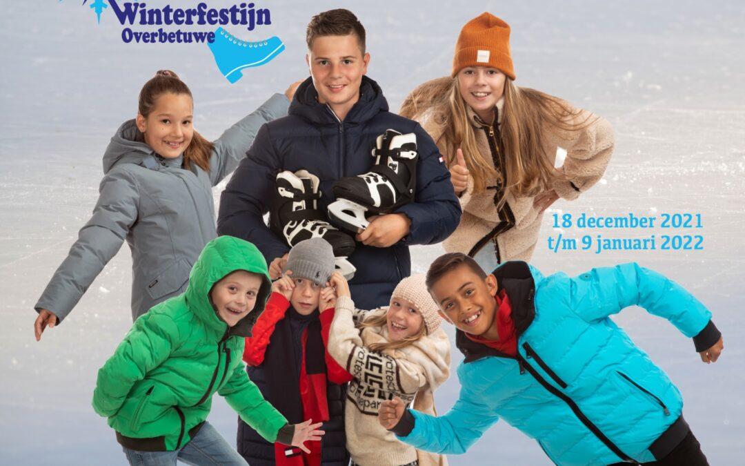 Deze kinderen zijn al helemaal klaar voor de schaatsbaan!